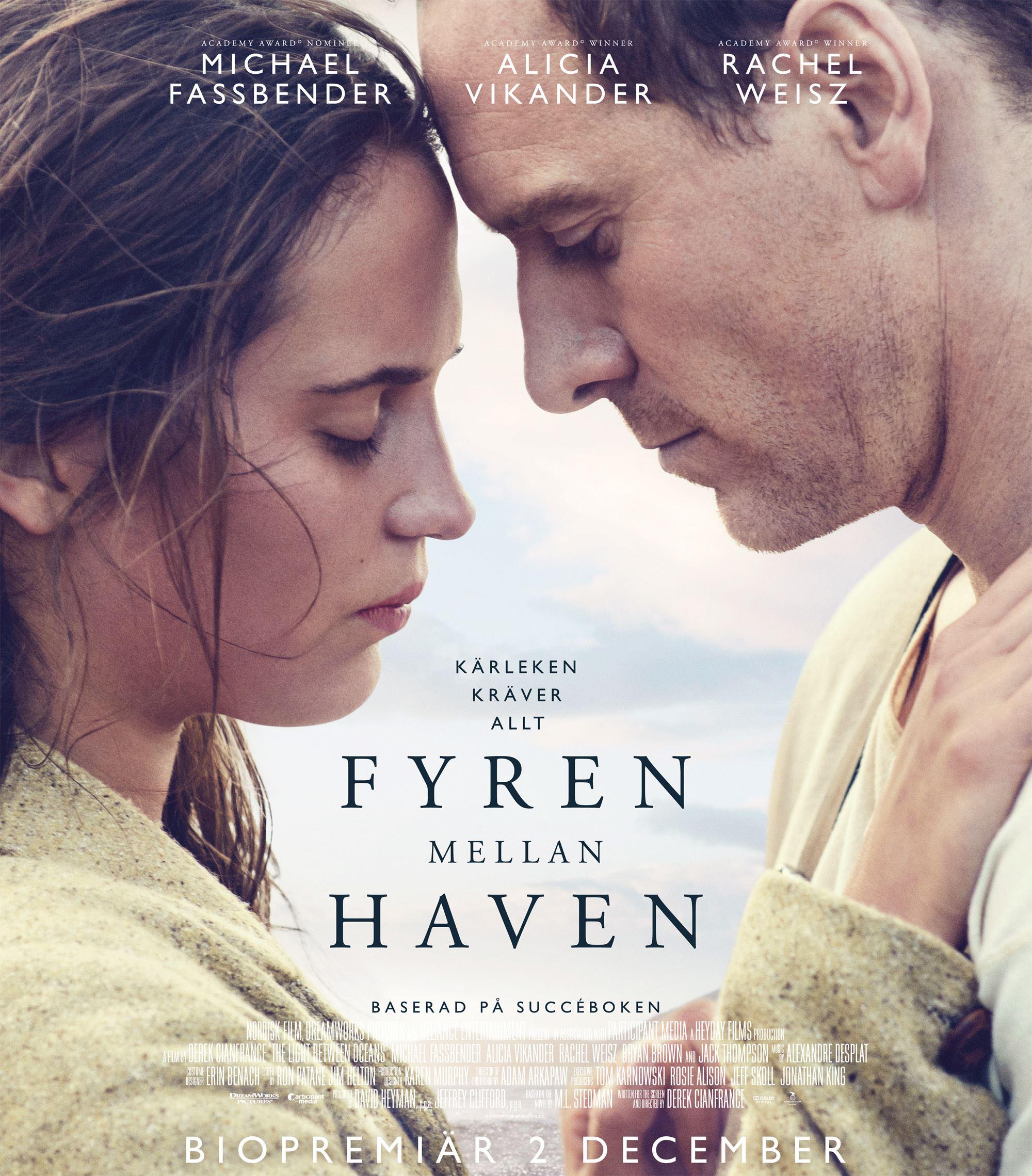 Eftermiddagsbio - FYREN MELLAN HAVEN