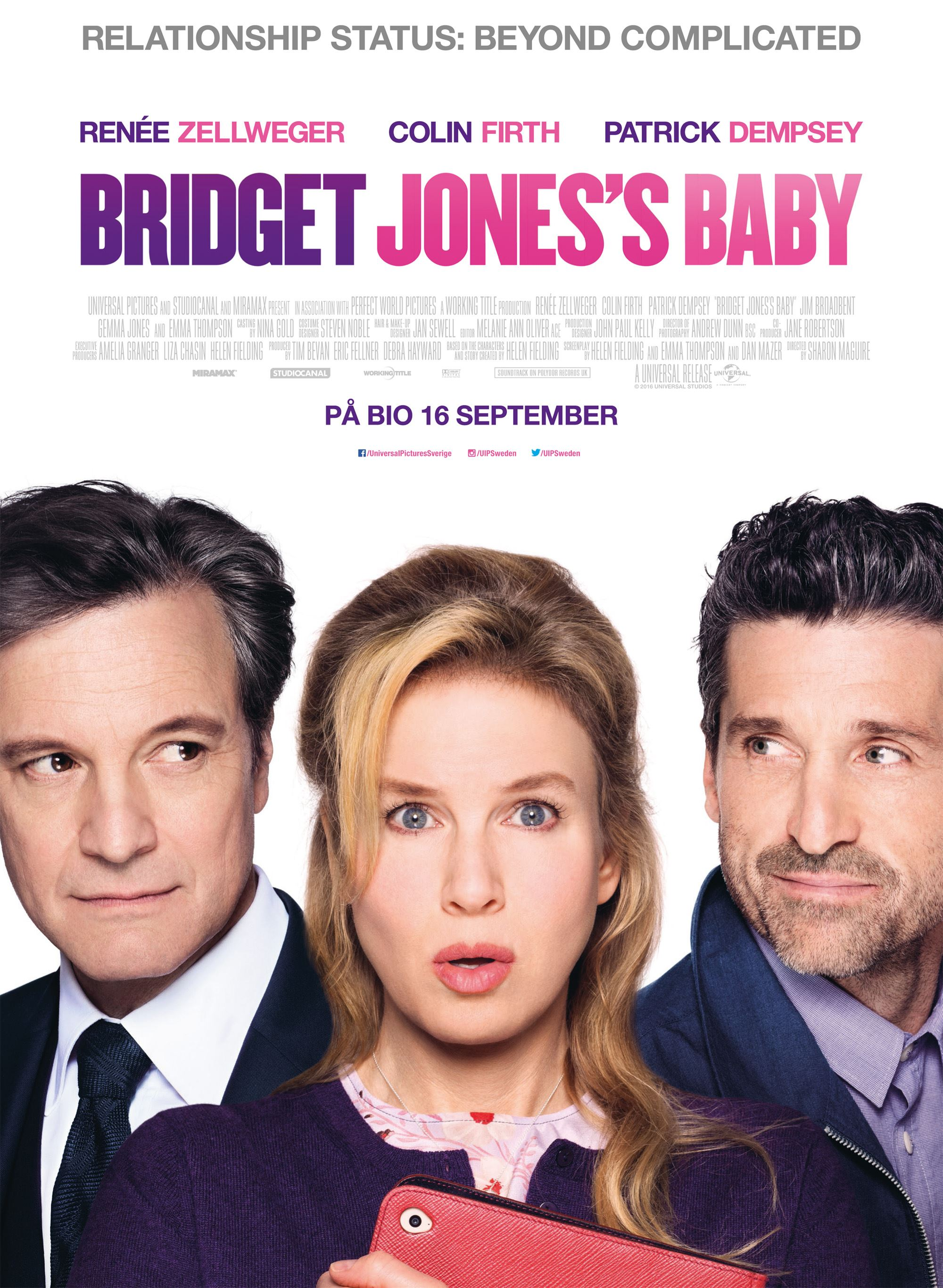 Bio - BRIDGET JONES´S BABY
