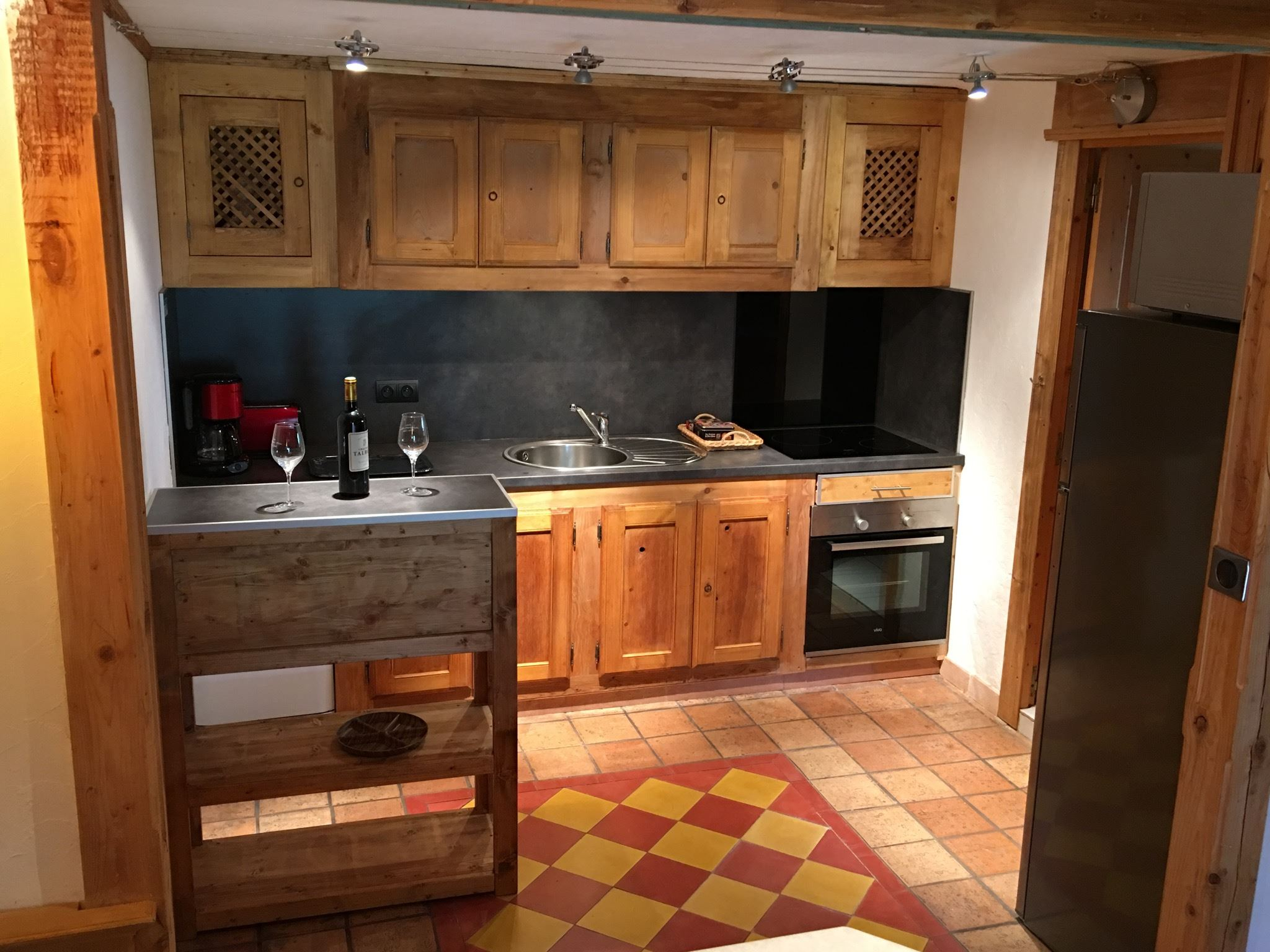 CHALET EDELWEISS: Apartment for 5 people