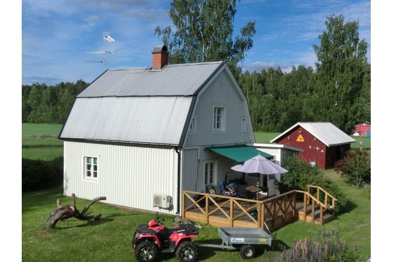 Åmotfors - Stuga 22 km NV Arvika