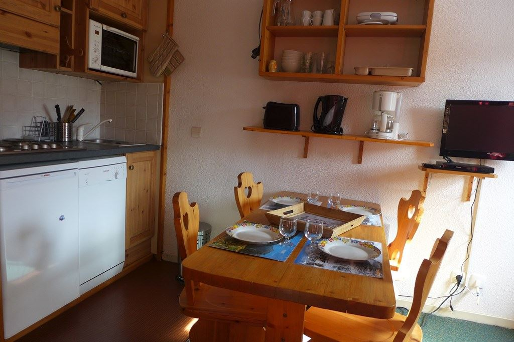ARCELLE 406 - APARTMENT 2 ROOMS + CABIN - 4 PERSONS - ADA