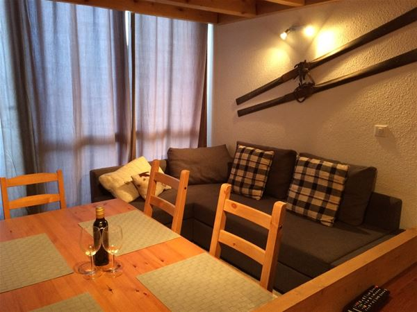 SILVERALP 216 / APPARTEMENT DUPLEX 4 PIECES 6 PERSONNES - 3 FLOCONS OR - ADA