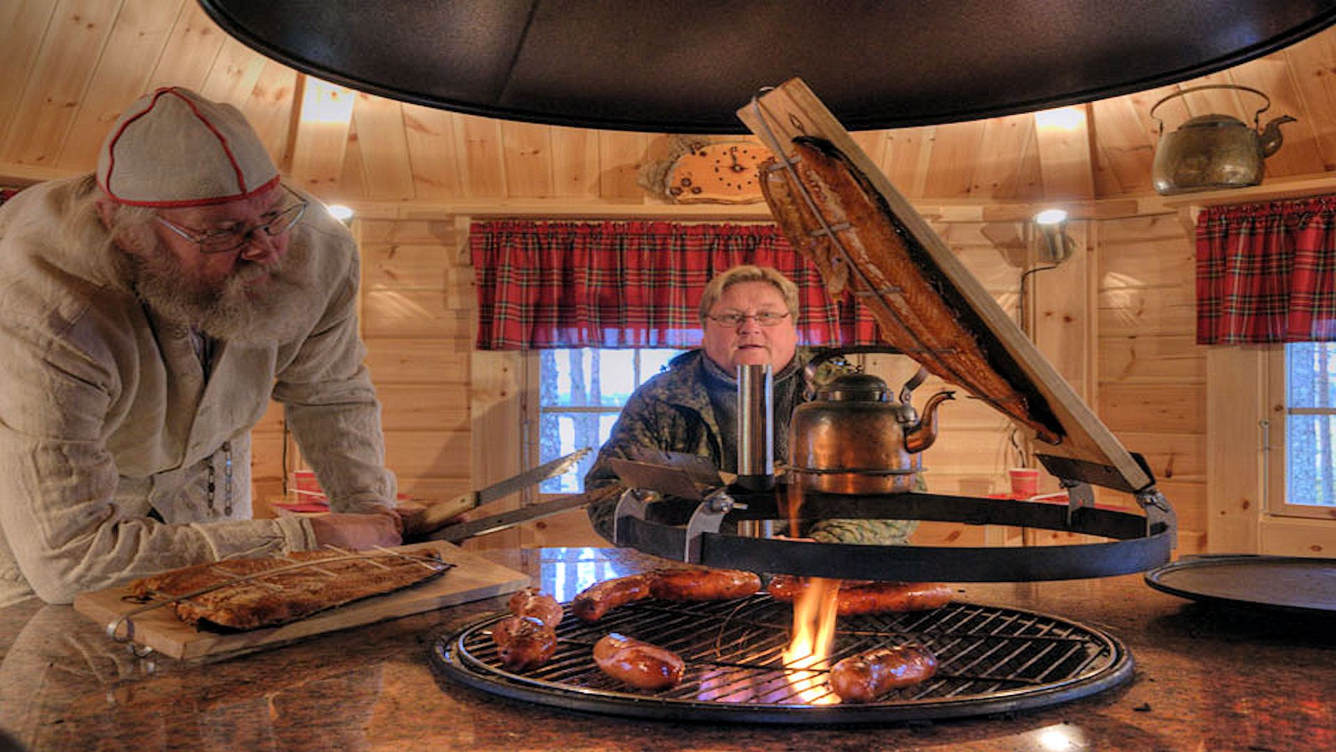 Slow Finnish lifestyle and traditions in Kullasmarina, 2 days