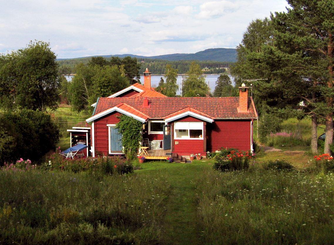 L501 Västanvik, 5 km NV Leksand