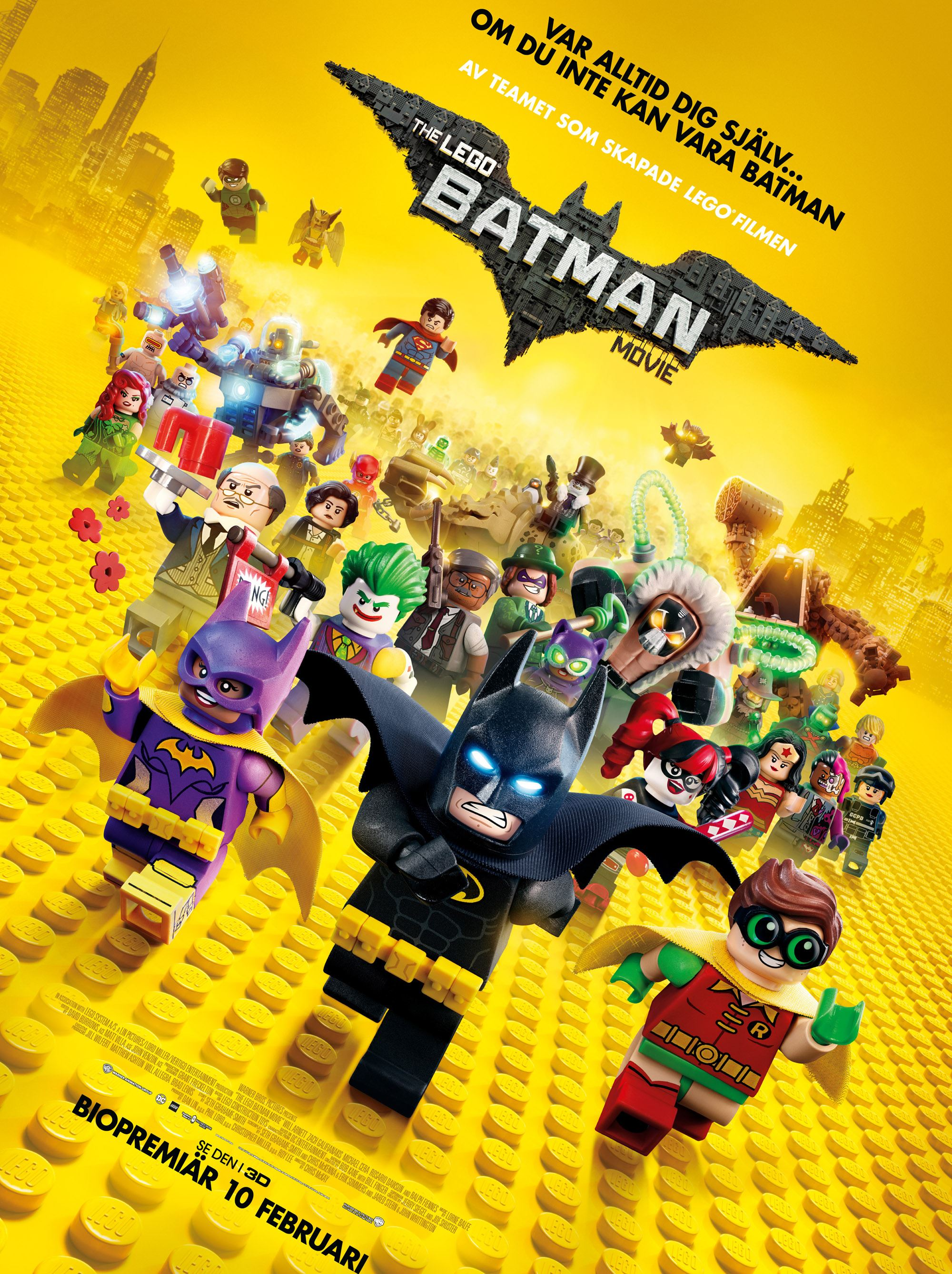 Sportlovsbio - THE LEGO BATMAN MOVIE