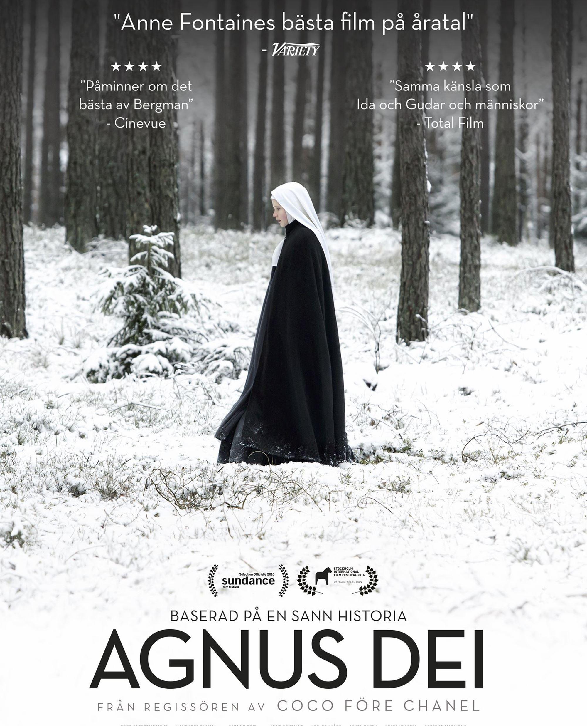 Södertälje Filmstudio visar: AGNUS DEI