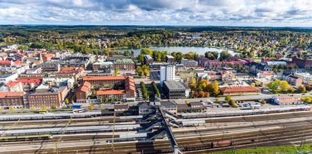 Föredrag och bildvisning: Nässjö lite grann från ovan