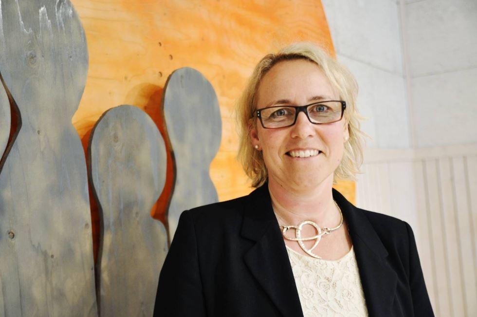 Ulrika Stigberg på Hagaberg