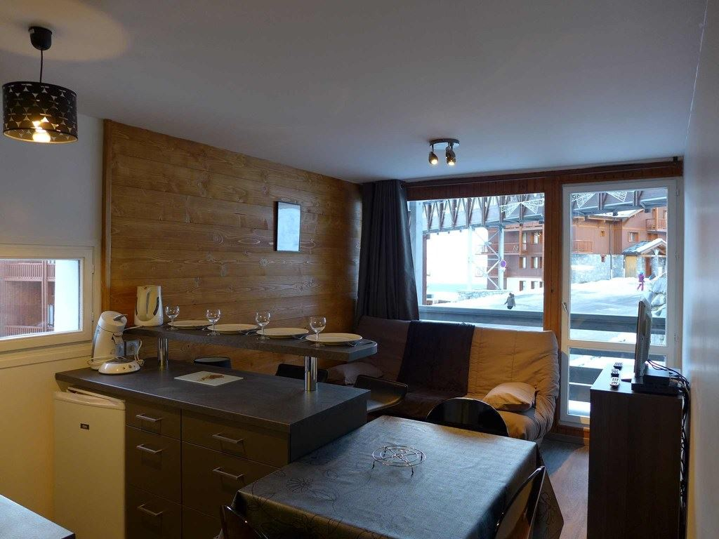 LAUZIERE 102 - APARTMENT 2 ROOMS - 4 PERSONS - 3 GOLD SNOWFLAKES - ADA
