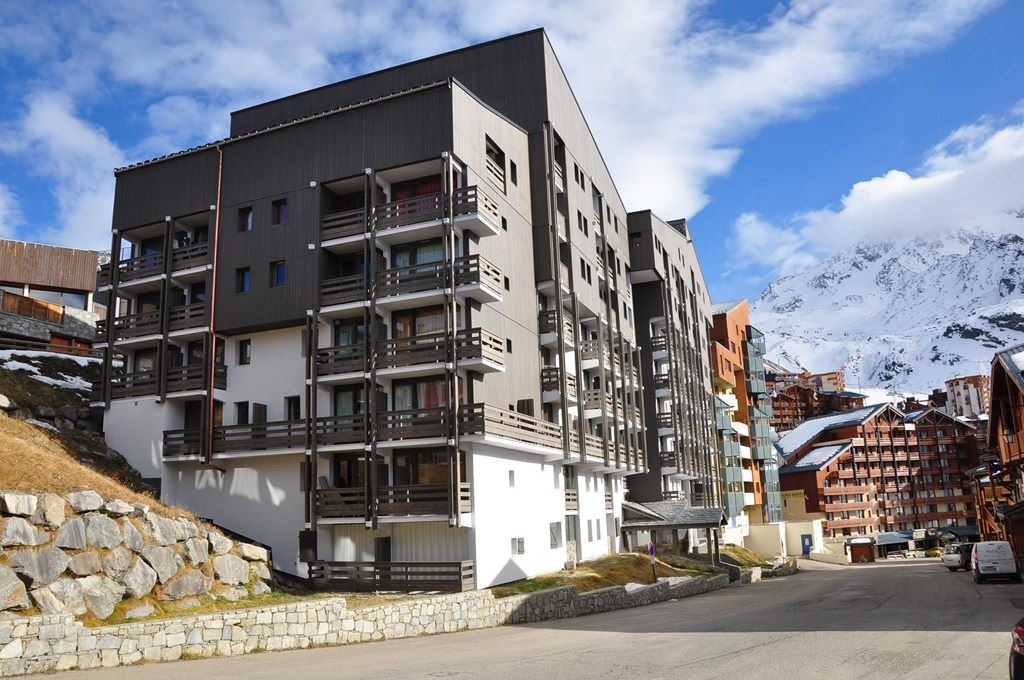 LAUZIERE 102 / APARTMENT 2 ROOMS 4 PERSONS - 3 GOLD SNOWFLAKES - ADA
