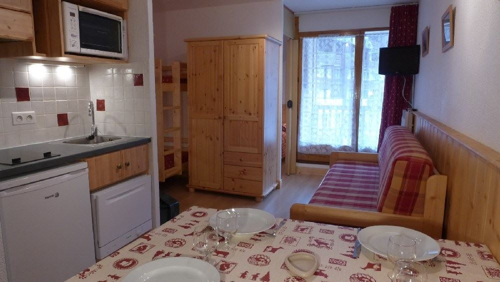 CIME DE CARON 1207 - APARTMENT 2 ROOMS - 4 PERSONS - 3 SILVER SNOWFLAKES - ADA