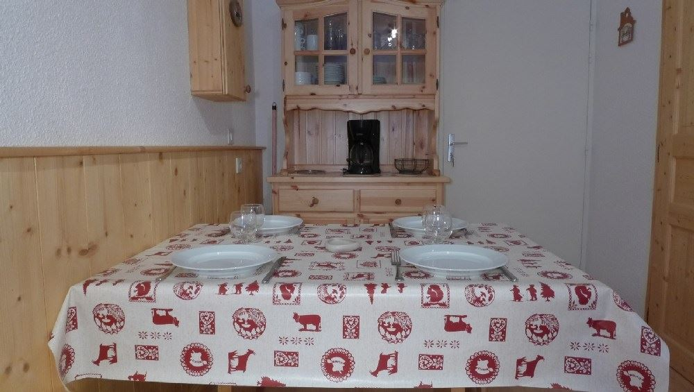 CIME DE CARON 1207 / APARTMENT 2 ROOMS 4 PERSONS - 3 SILVER SNOWFLAKES - ADA