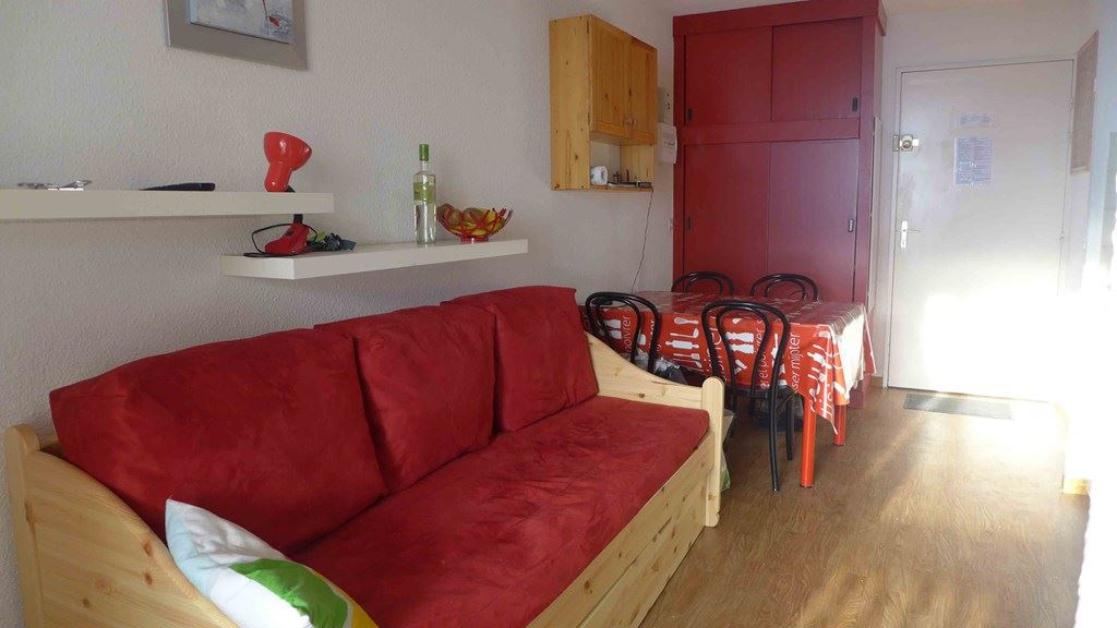CIMES DE CARON 1401 /- APARTMENT 2 ROOMS 4 PERSONS - 2 BRONZE SNOWFLAKES - ADA