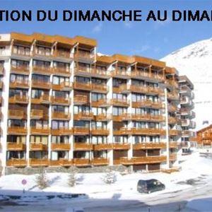 HAUTS DE CHAVIERE A29 / APPARTEMENT 2 PIECES 4 PERSONNES - 2 FLOCONS BRONZE - ADA