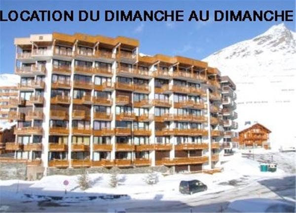 HAUTS DE CHAVIERE A29 / APARTMENT 2 ROOMS 4 PERSONS- 2 BRONZE SNOWFLAKES - ADA