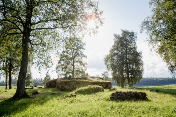 Kvissle-Nolby Archaeology trail