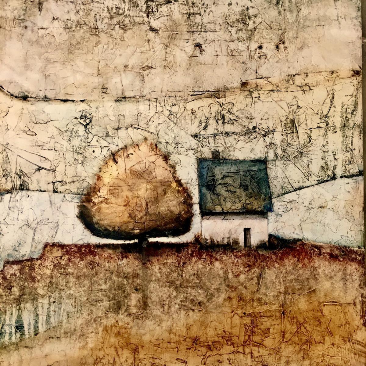 """Konstutställning: """"Imaginary Day"""" av Andreas Dienert"""
