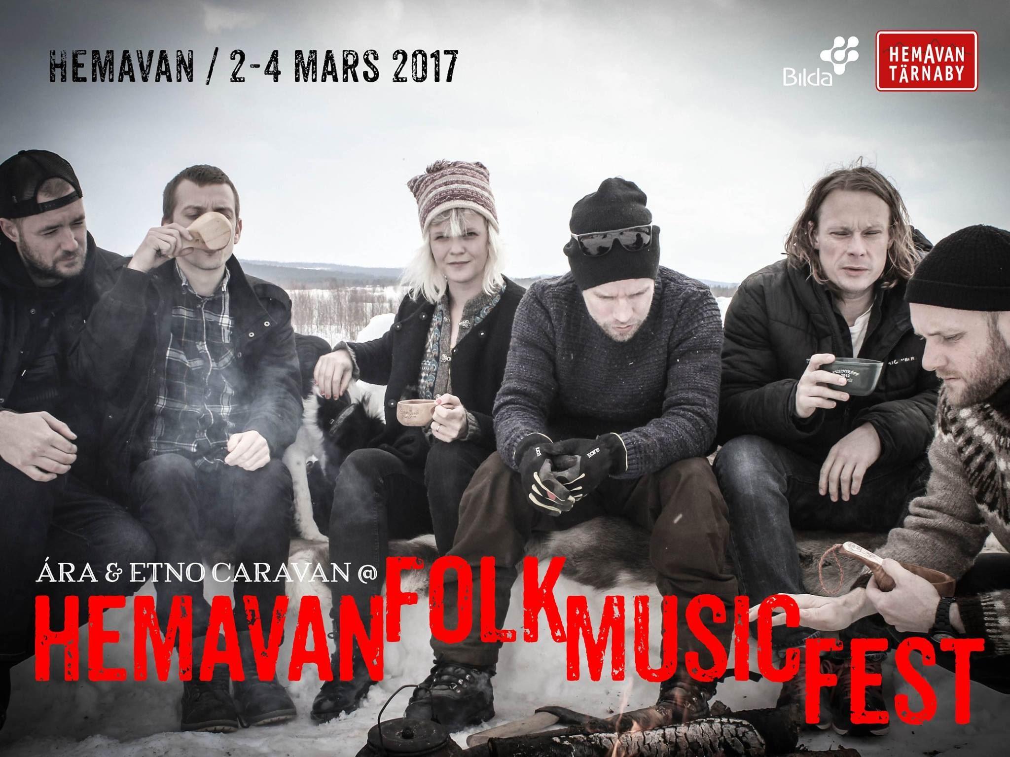 Hemavan Folk Music Fest
