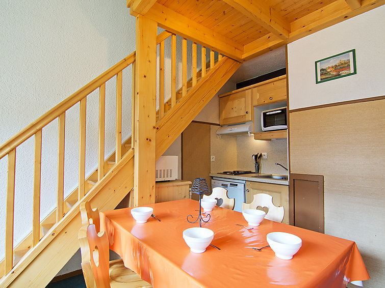 2 Room + Cabin 6 Pers 50m from the slopes / ASTERS C4 108