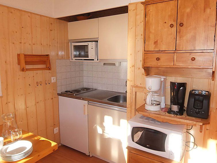 2 Room + Cabin 6 Pers ski-in ski-out / ASTERS C3 98