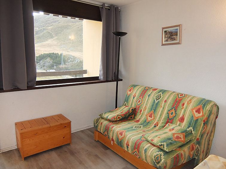 4 Pers Studio + cabin 50m from the slopes / ASTERS C5 804