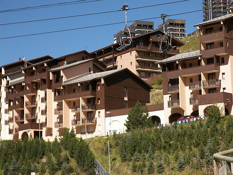 2 Pers Studio 150m from the slopes / ASTRAGALE B 513