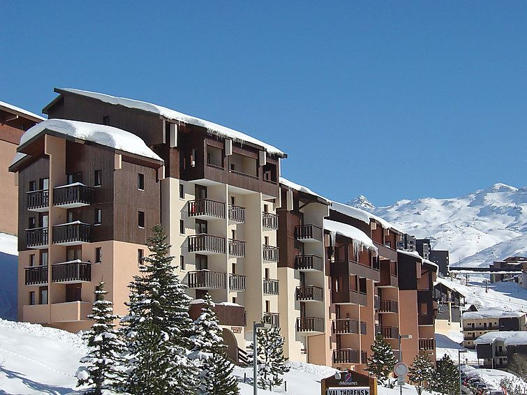 2 Room 4 Pers 150m from the slopes / ASTRAGALE B 522