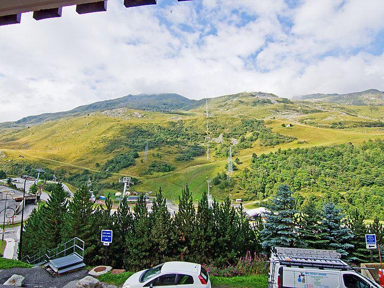 Studio Cabine 4 Pers 150m des pistes / ASTRAGALE A 412