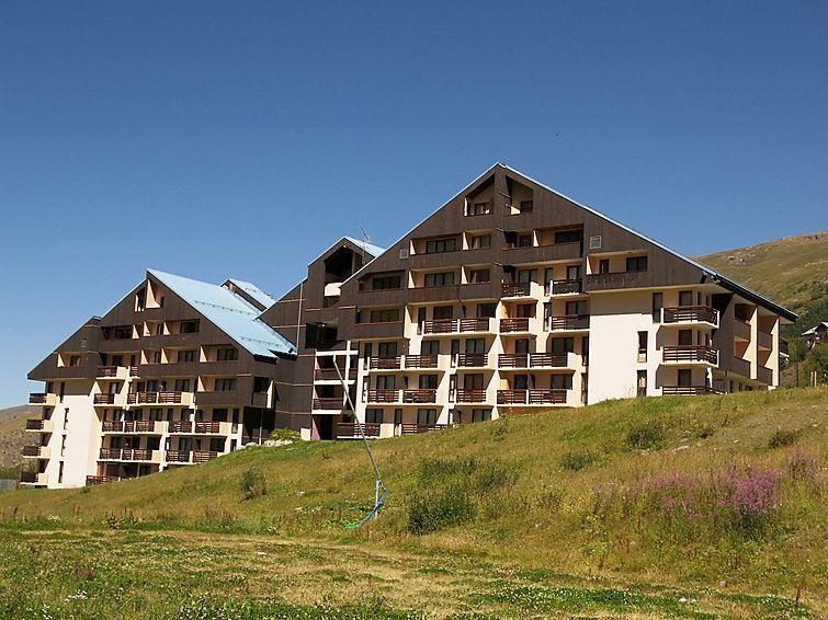 4 Pers Studio + Cabin ski-in ski-out / SARVAN 315