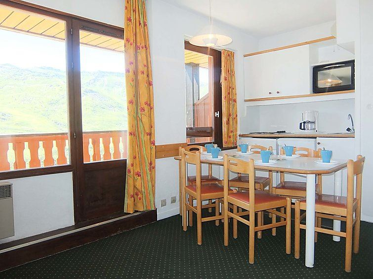 2 Room Cabin 6 Pers Ski-in Ski-out / NECOU 815