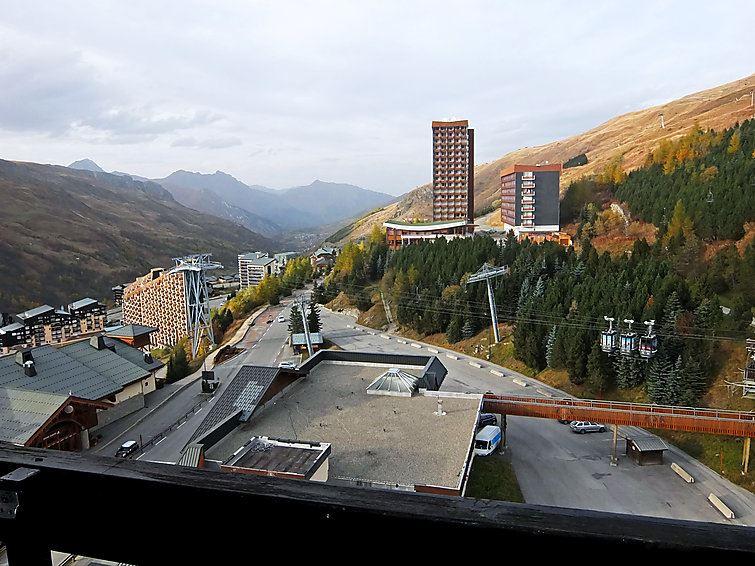 3 Pers Studio ski-in ski-out / CHAVIERE 832