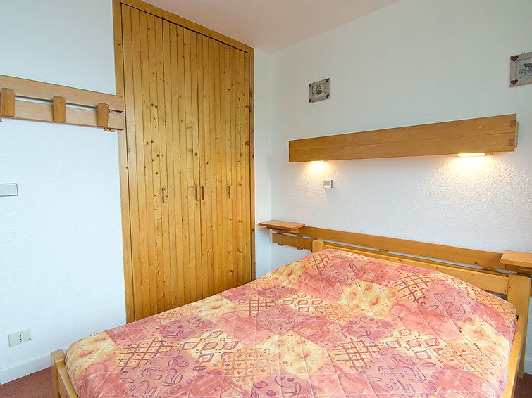 2 Room 5 Pers Ski-in Ski-out / CHAVIERE 528