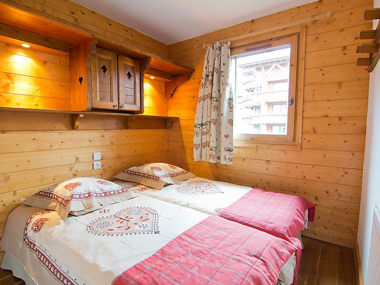 3 Room 6 Pers Ski-in Ski-out / ALPAGES DE REBERTY BLEUET 16