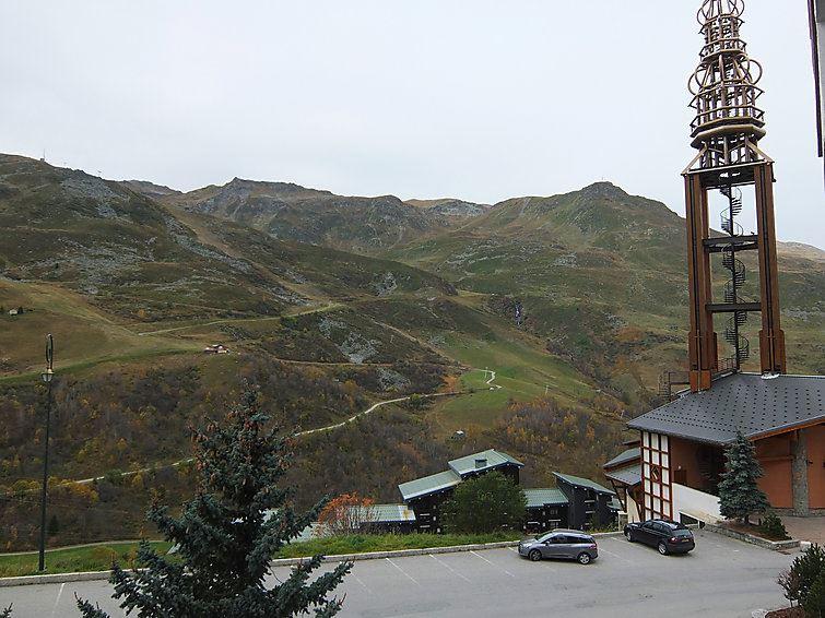 2 Pièces 5 Pers skis aux pieds / CHANTENEIGE 505