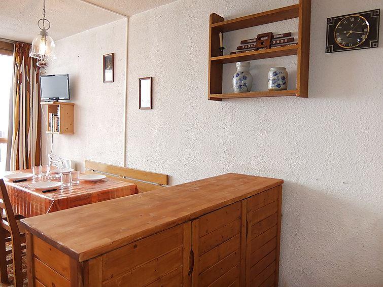 Studio Alcôve 4 Pers skis aux pieds / EVONS 208