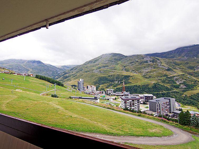 2 Pièces 5 Pers skis aux pieds / COTE BRUNE 409