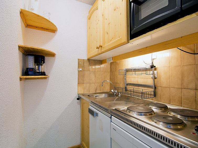 2 Room + Cabin 6 Pers Ski-in Ski-out / BOEDETTE A 816