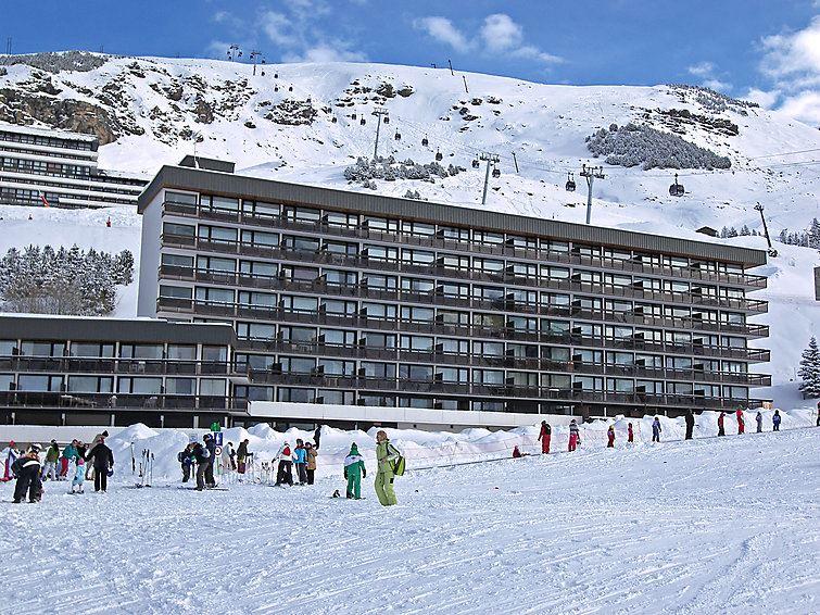 Studio 4 Pers skis aux pieds / ARAVIS 101