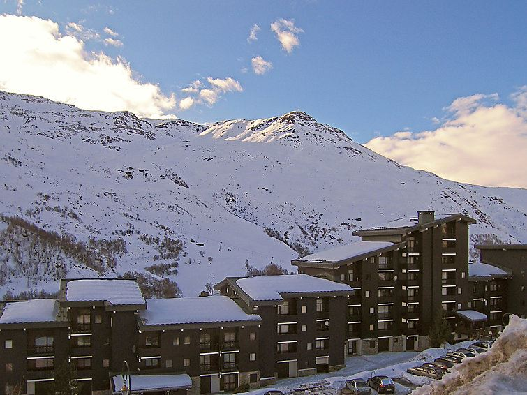 2 Room 6 Pers 150m from the slopes / JETTAY 17