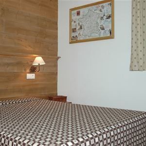 SILVERALP 342 / 3 ROOMS 6 PERSONS - 3 SILVER SNOWFLAKES - ADA