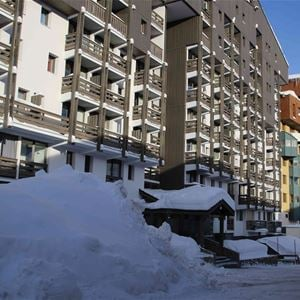 LAUZIERES 609 / APARTMENT 2 ROOMS 4 PERSONS - 2 BRONZE SNOWFLAKES - ADA