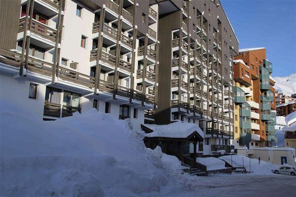 LAUZIERES 609 / APARTMENT 2 ROOMS 4 PERSONS - 2 BRONZE SNOWFLAKES - ADA