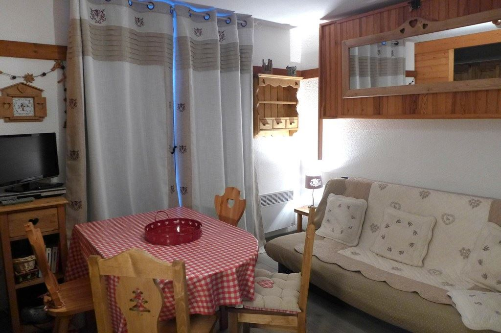 REINE BLANCHE 32 / APARTMENT 2 ROOMS 4 PERSONS - 1 SILVER SNOWFLAKE - ADA