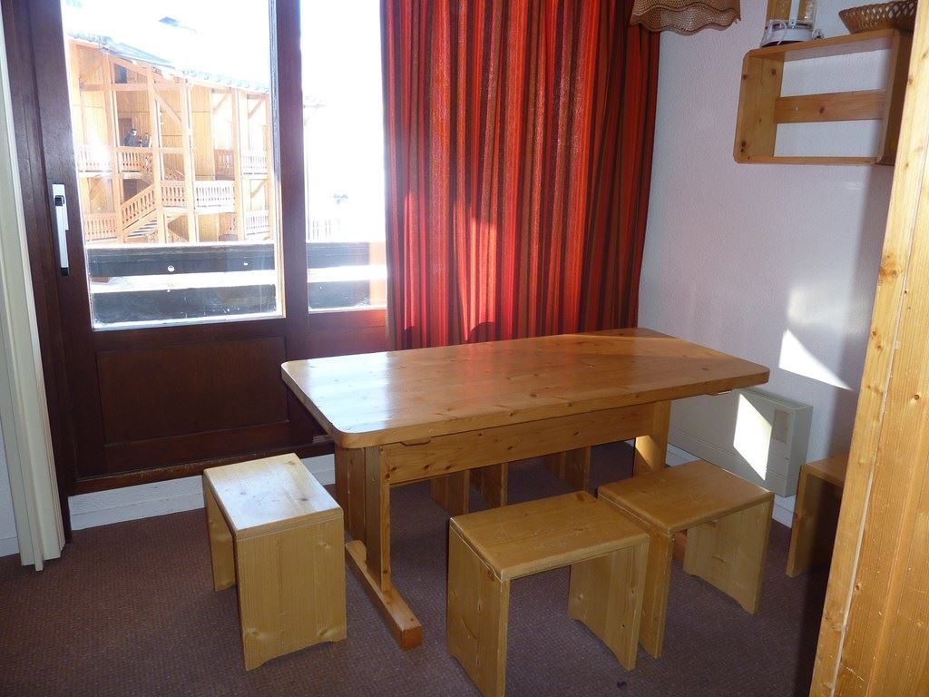 ORCIERE 3 - APPARTEMENT 2 PIECES - 5 PERSONNES - ADA