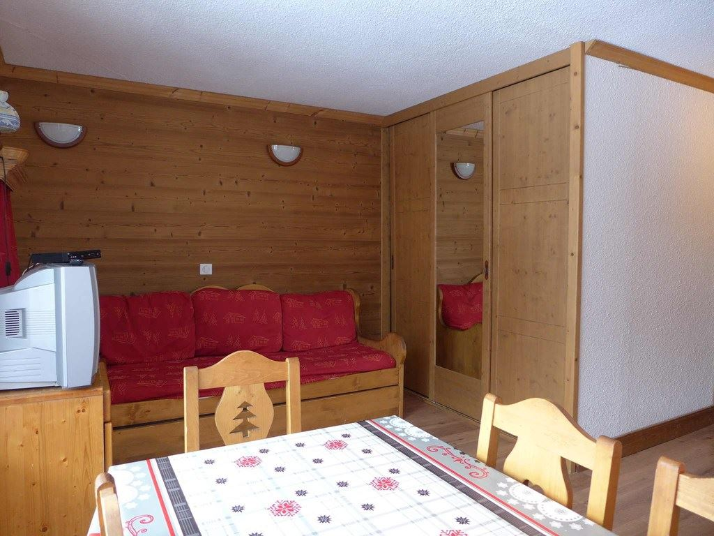 ORCIERE 25 - APPARTEMENT 2 PIECES - 4 PERSONNES - ADA