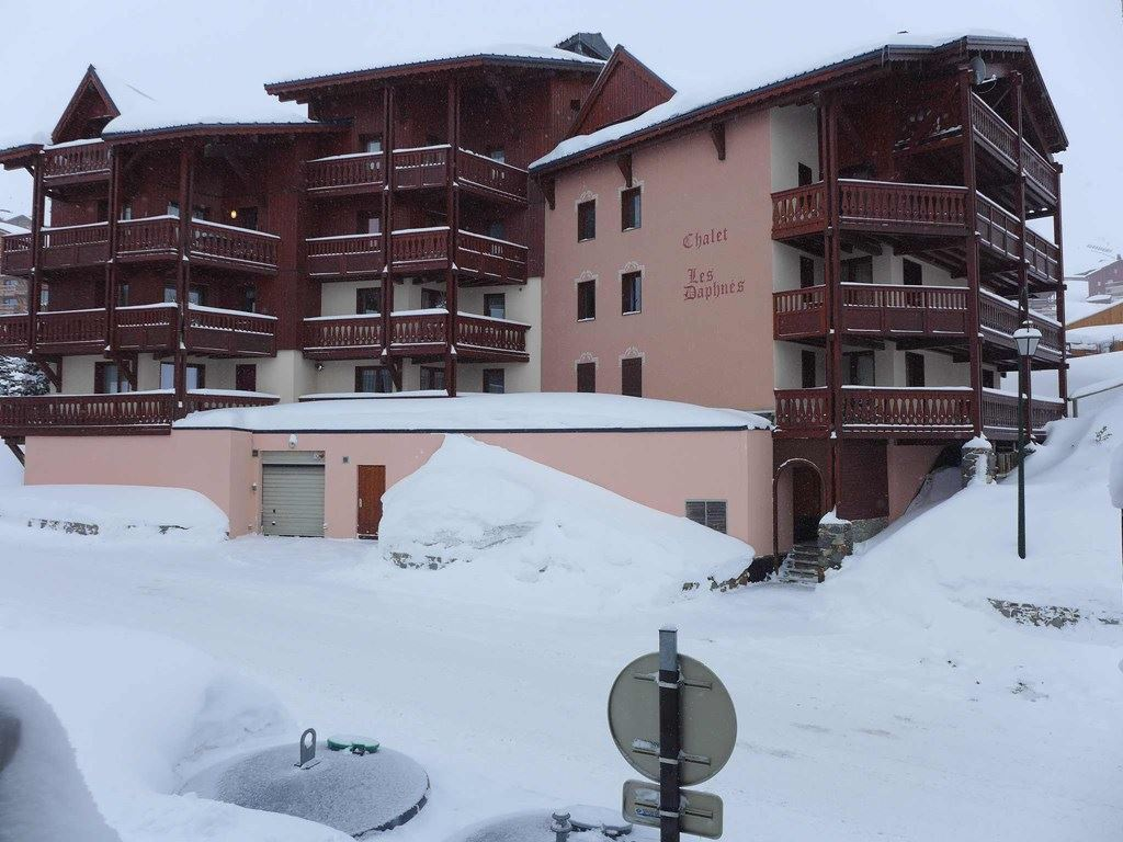ORCIERE 25 - APARTMENT 2 ROOMS - 4 PERSONNES - ADA