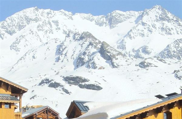 SILVERALP 344 / APPARTEMENT DUPLEX 4 PIECES 6 PERSONNES - 3 FLOCONS OR - ADA