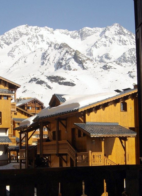 SILVERALP 344 / APARTMENT DUPLEX 4 ROOMS 6 PERSONS - 3 GOLD SNOWFLAKES - ADA