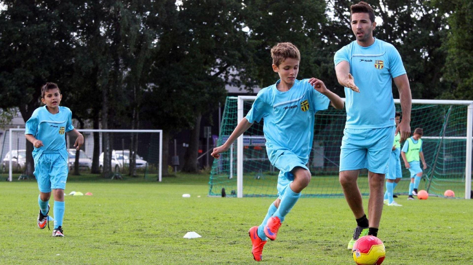SAFF Camp – spansk fotbollsläger 3-7 juli