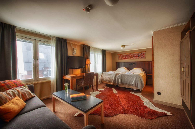 Hotel Fjallgarden